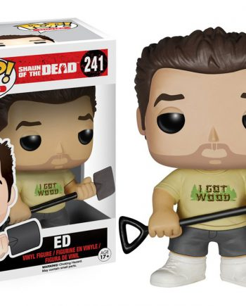 Funko POP! Movies Shaun of the Dead ED 241 Vinyl
