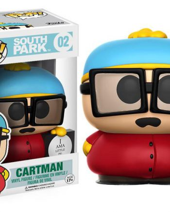 Funko POP! South Park CARTMAN 02 Vinyl Figure