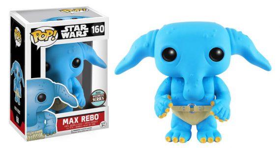 Funko POP! Star Wars MAX REBO Specialty Series 160