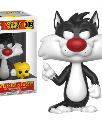 Funko POP! Animation Looney Tunes SYLVESTER TWEETY 309