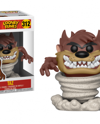 Funko POP! Animation Looney Tunes TORNADO TAZ 312