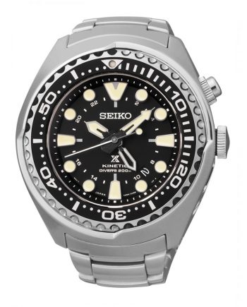 SEIKO Prospex Kinetic GMT SUN019P1 Orologio Diver Uomo