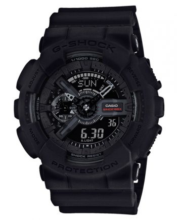 CASIO G-Shock GA-135A-1A 35th Anniversary Limited Model