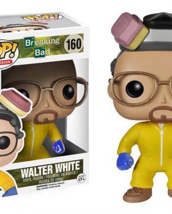 Funko POP! Breaking Bad WALTER WHITE (Cooking Suit) 160