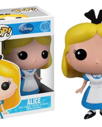 Funko POP! Disney Alice in Wonderland ALICE 49 Vinyl Figure