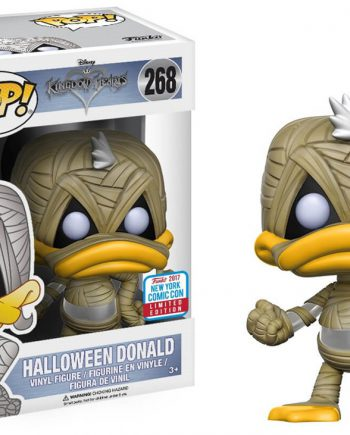 Funko POP! Kingdom Hearts HALLOWEEN DONALD 268 NYCC2017