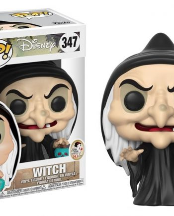 Funko POP! Disney Snow White THE WITCH 347 Vinyl Figure