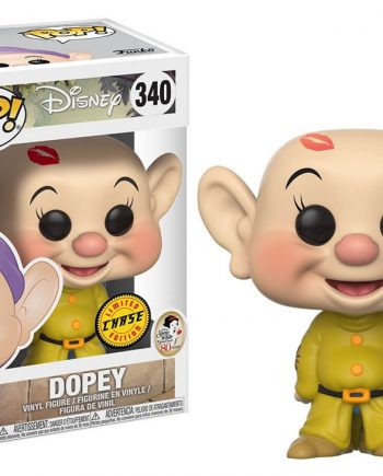 Funko POP! Disney Snow White DOPEY Chase (Cucciolo) 340
