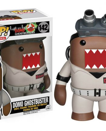 Funko POP! Movies DOMO GHOSTBUSTERS 142 Vinyl Figure