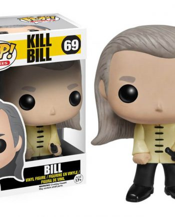 Funko POP! Movies Kill Bill BILL 69 Vinyl Figure (Vaulted)
