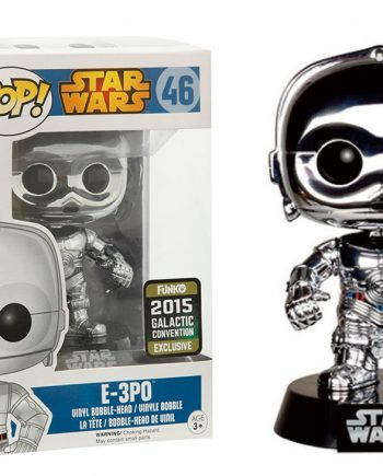Funko POP! Star Wars E-3P0 Galactic Convention Exclusive