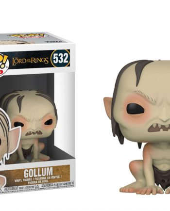 Funko POP! Movies The Lord of the Rings GOLLUM 532