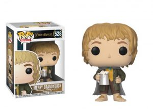 FUNKO POP THE LORDS OF THE RINGS MERRY BRANDYBUCK