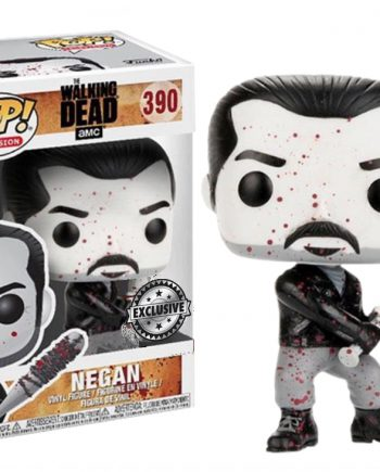 Funko POP! Television The Walking Dead NEGAN Black & White 390