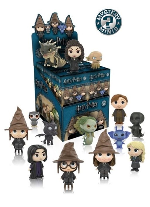 FUNKO MYSTERY MINIS HARRY POTTER wave 2