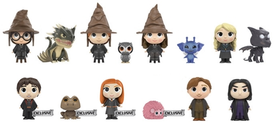 FUNKO MYSTERY MINIS HARRY POTTER wave 2 exclusive