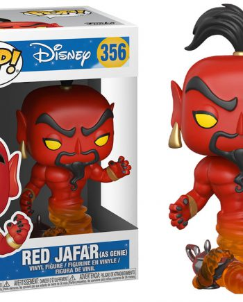 Funko POP! Disney Aladdin RED JAFAR (As Genie) 356