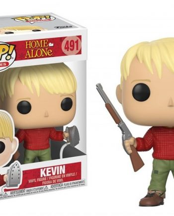 Funko POP! Movies Home Alone KEVIN 491 Vinyl Figure