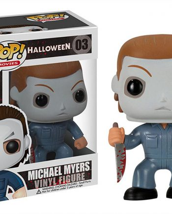 Funko POP! Horror Movies Halloween MICHAEL MYERS 03
