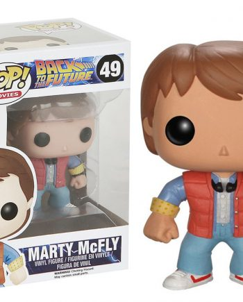 Funko POP! Movies Back to the Future MARTY McFLY 49