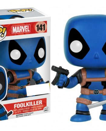 Funko POP! Marvel DEADPOOL FOOLKILLER Exclusive Edition 141
