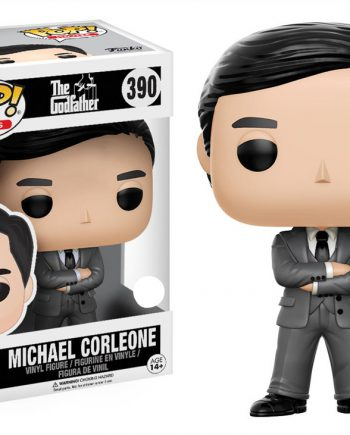 Funko POP! Movies The Godfather MICHAEL CORLEONE Grey Suit 390