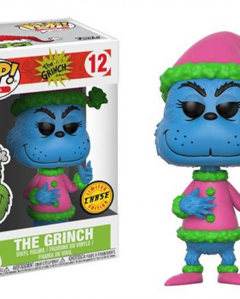 Funko POP! Books THE GRINCH Santa Outfit CHASE