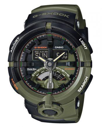 CASIO G-Shock GA-500K-3A CHARI & CO Limited Edition Orologio Uomo