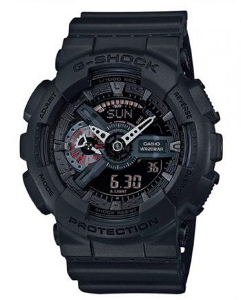 CASIO G-Shock GA-110MB-1A Orologio Uomo Analogico-Digitale
