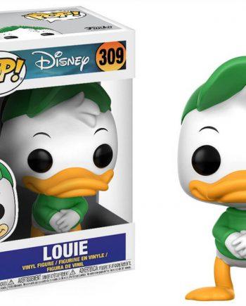 Funko POP! Disney Duck Tales LOUIE (QUA) 309 Vinyl Figure