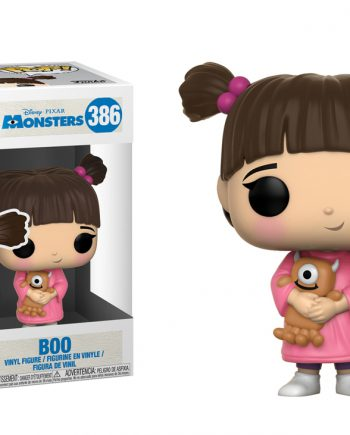 Funko POP! Disney Pixar Monster Inc. BOO 386 Vinyl Figure