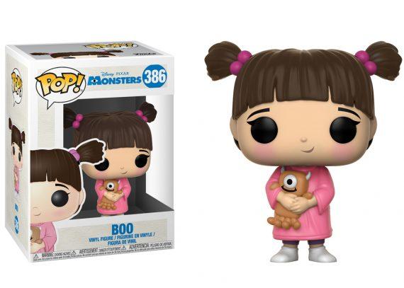 Funko POP! Disney Pixar Monster Inc. BOO 386 Vinyl Figure