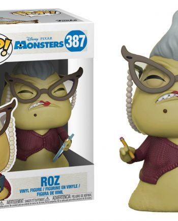 Funko POP! Disney Pixar Monster Inc. ROZ 387 Vinyl Figure