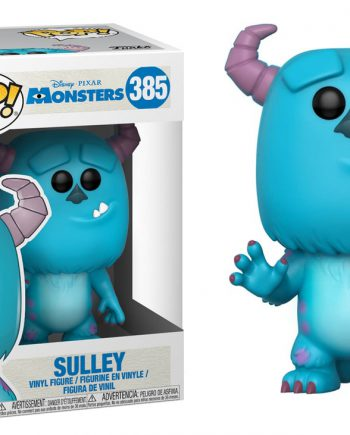 Funko POP! Disney Pixar Monster Inc. SULLEY 385 Vinyl Figure
