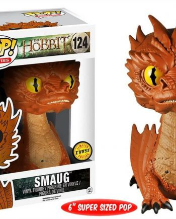Funko POP! Movies The Hobbit SMAUG Chase Variant 124 Vinyl Figure