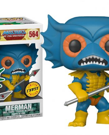 Funko POP! Television Masters of the Universe MERMAN CHASE 564