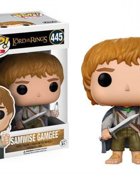 FUNKO POP THE LORDS OF THE RINGS SAMWISE GAMGEE