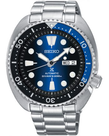 "SEIKO Prospex TURTLE SRPC25J1 ""Deep Blue Batman"" Diver 200m"