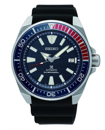 """Seiko Prospex """"Samurai"""" SRPB53K1 Orologio Diver Uomo Automatico"""