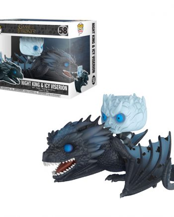 Funko POP! Rides NIGHT KING & ICY VISERION 58