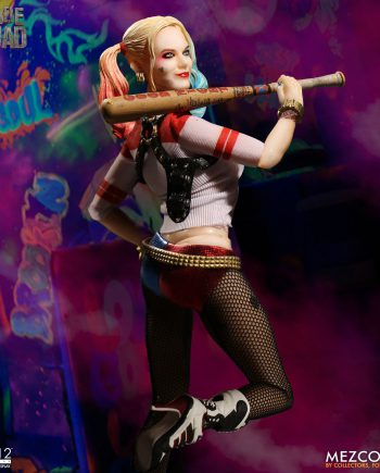 MEZCO Toys ONE:12 Collective HARLEY QUINN Action Figure