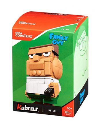 Mega Construx Kubros Family Guy ( I Griffin) PETER Building Kit 12cm