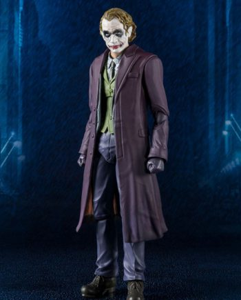 S.H.Figuarts Joker Batman The Dark Knight Action Figure Bandai