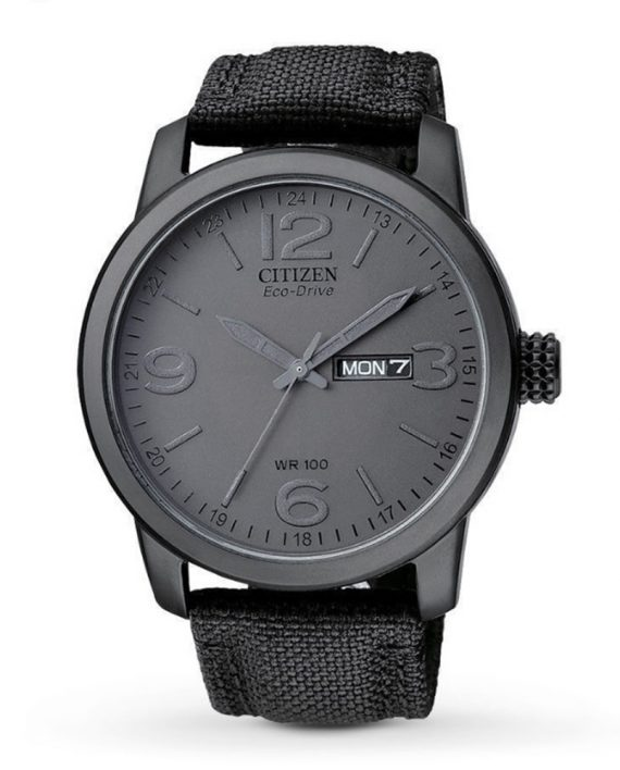 CITIZEN ECO DRIVE CANVA STRAP BM8475 00F A