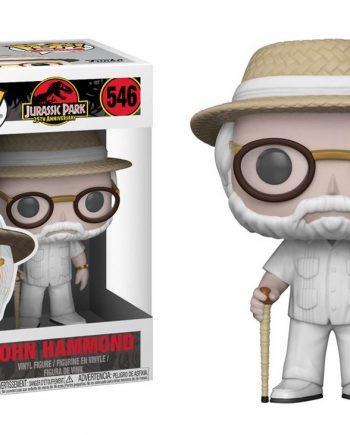 Funko POP! Movies Jurassic Park JOHN HAMMOND 546 Vinyl Figure
