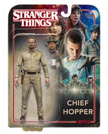 McFarlane Toys Stranger Things Chief Hopper Action Figure 15cm