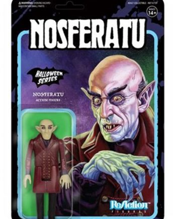 Super 7 ReAction Halloween Series NOSFERATU Action Figure 10cm