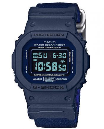 CASIO G-Shock DW-5600LU-2JF Orologio da Uomo Digitale Military Look