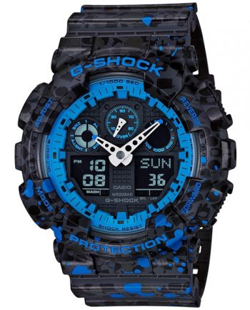CASIO G-Shock X STASH GA-100ST-2A Limited Edition