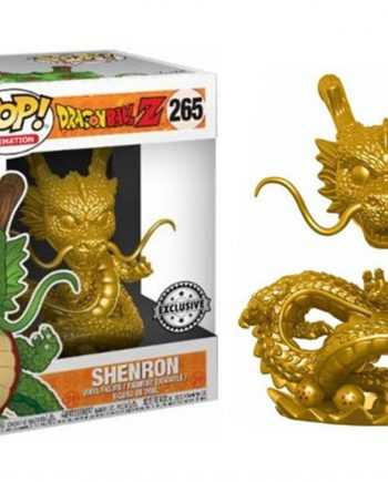 Funko POP! Animation Dragon Ball Z SHENRON GOLD